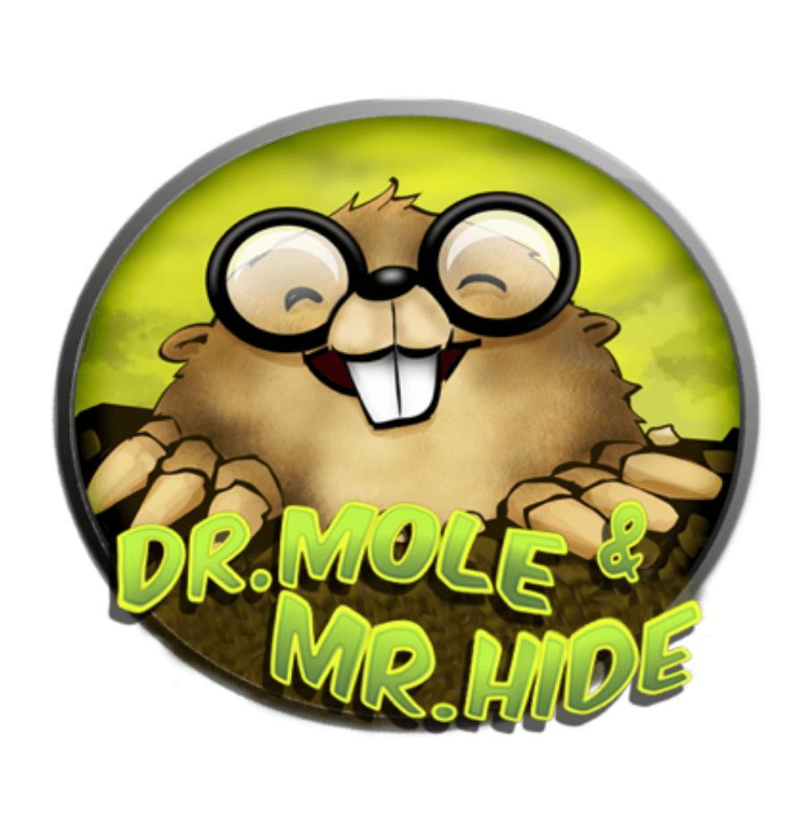 Dr Mole and Mr Hide