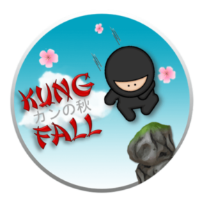 Kung Fall Attention training Game