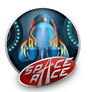 Space Race attention training Game