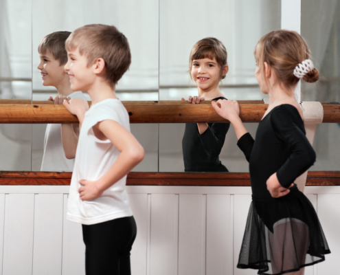 Boys and ballet - Attention and boys